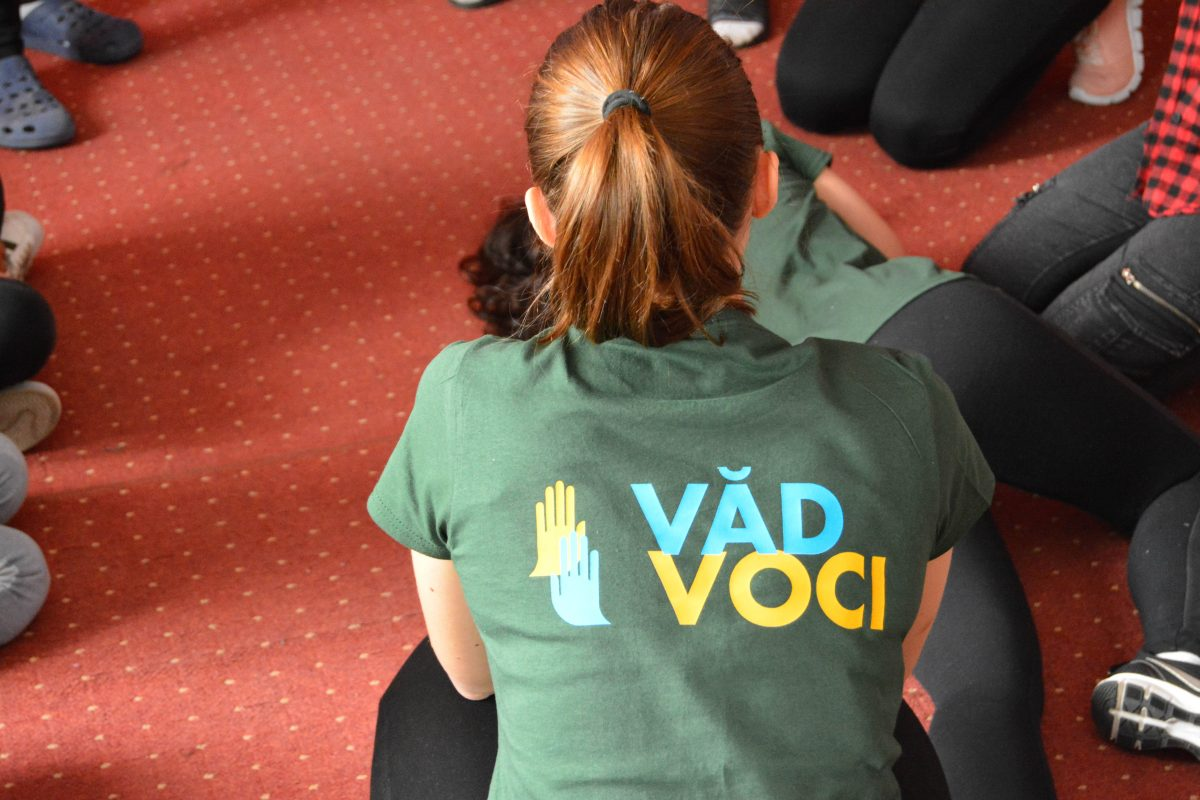 Văd Voci (Breaking the silence)